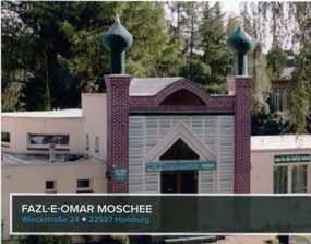 Fazl-e-Omar-Moschee
