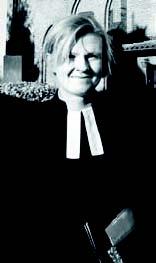 Pastorin Ute Parra