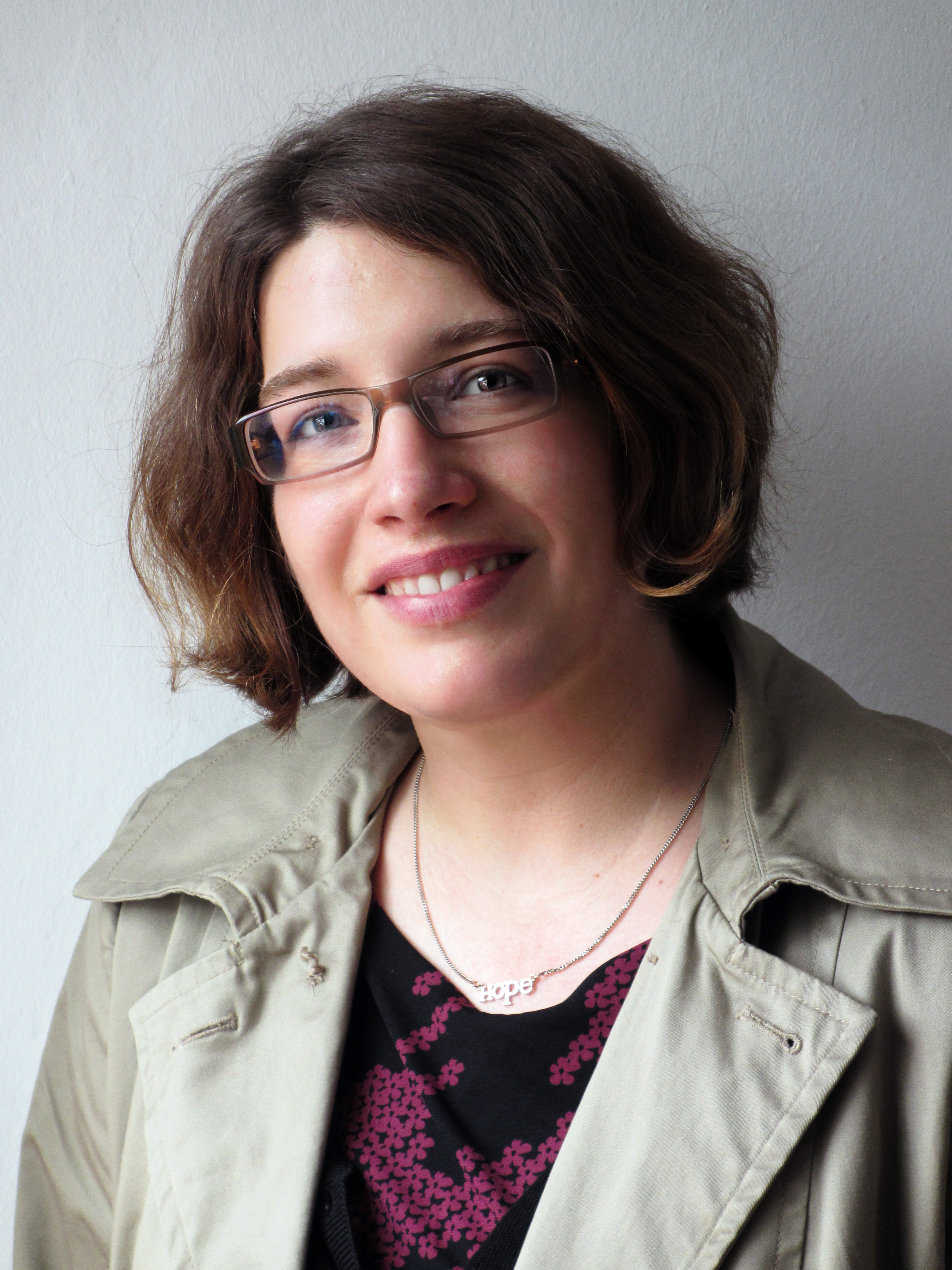Pastorin Bettina Rutz